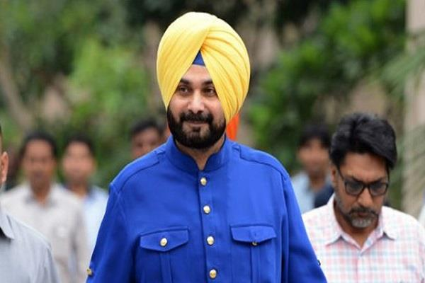 sidhu is now the only  few options  left