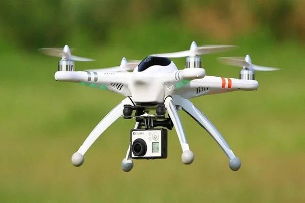 dda initiative drone survey of unauthorized colonies