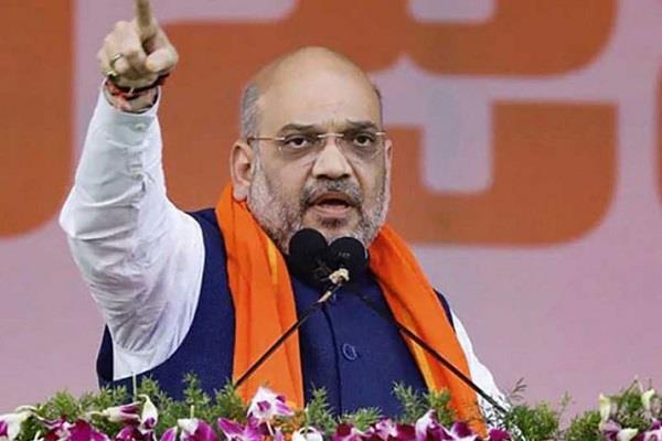 amit shah may be able to solve  kashmir problem