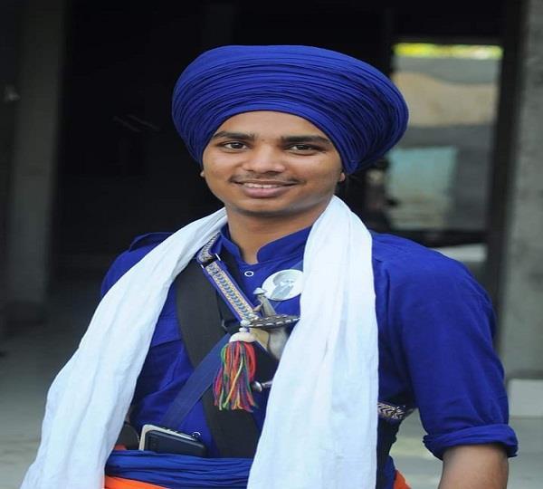 firing in sikh