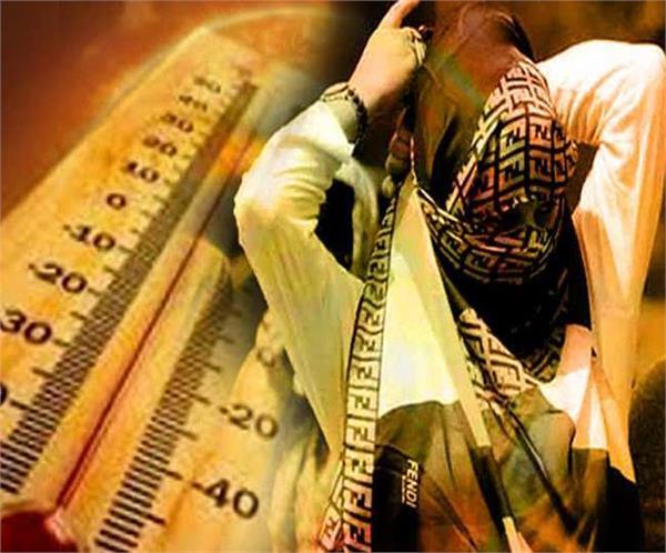 heavy heat in punjab 3 deaths