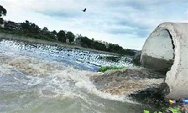 21 sewerage treatment plants pushing dirt in rivers