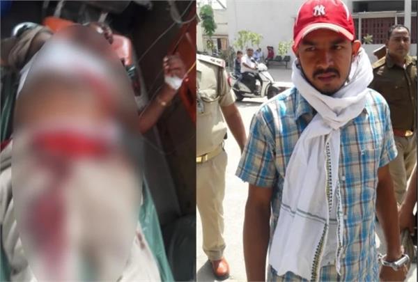 badmash in muzaffarnagar firing tax took fellow redeemed