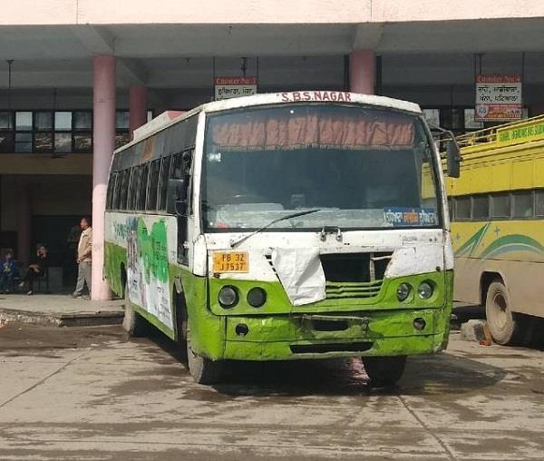 punjab roadways bus