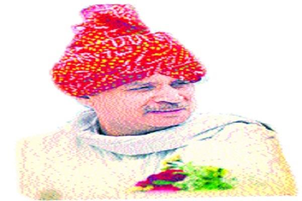 rao restless from bjp s direct attack in south haryana