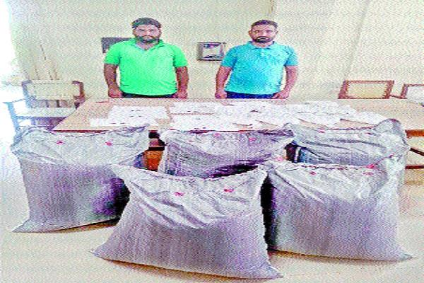 95 kg two accused including doda posth