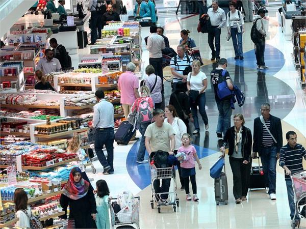 shop at dubai airports in indian rupees now