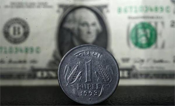 rupee down 2 paise to open at 68 75 level against dollar
