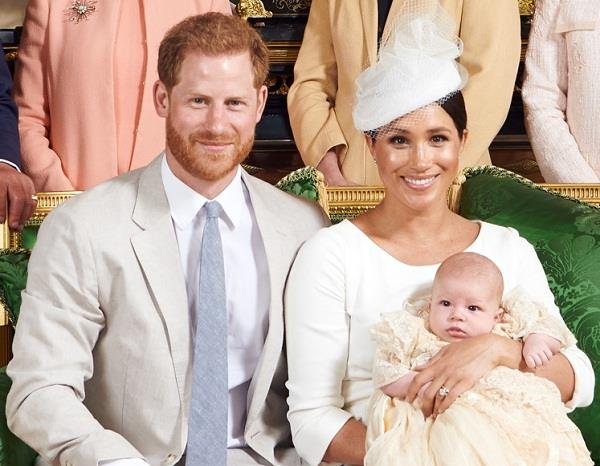 megan and prince harry to christen baby archie in private ceremony