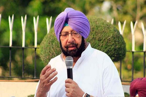 call all party meet to tackle nationwide water crisis says punjab cm