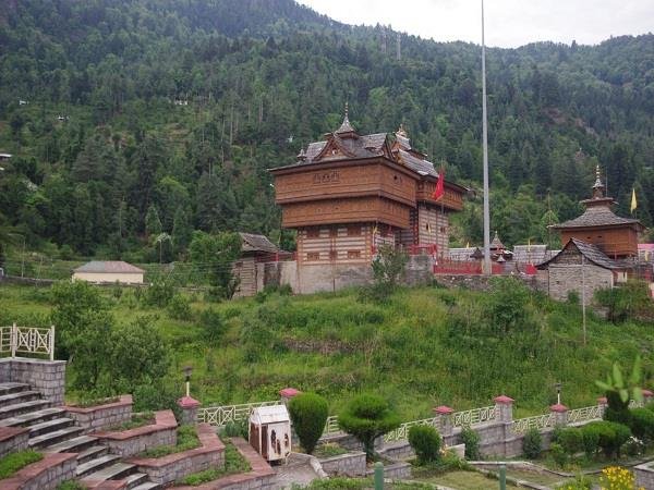 sdm rohru ordered to remove illegal possession of bhimakali temple trust land