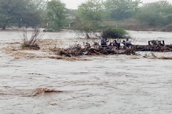 flood situation in mp heavy rain in the coming 2 3 days