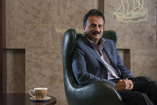 income tax department said siddhartha had accepted black money