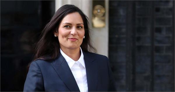 priti patel appointed britain s 1st indian origin home secretary