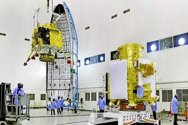 chandrayaan 2 30 percent female members in mission team