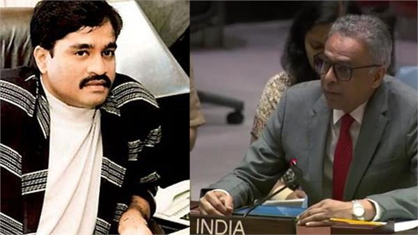 india slams dawood and d company at unsc