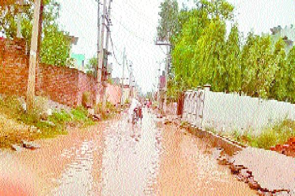 the clearance mechanism in the first rain of monsoon fails