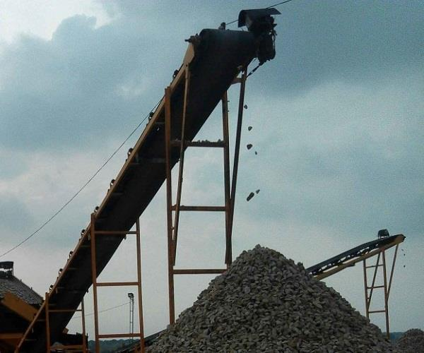 pwd well not substandard gravel facilities stone crushers