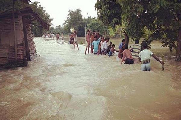33 people killed due to flood in bihar