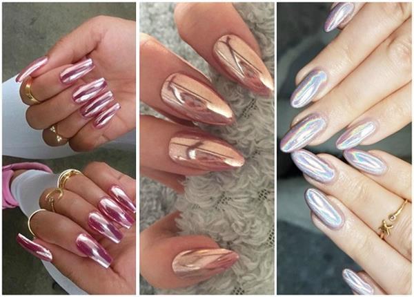ट्रैंड में आया Chrome Nail Art, क्या आपने किया ट्राई?