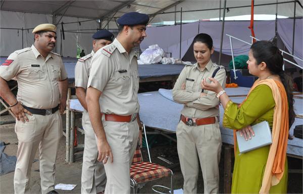 chandigarh police inspector in death