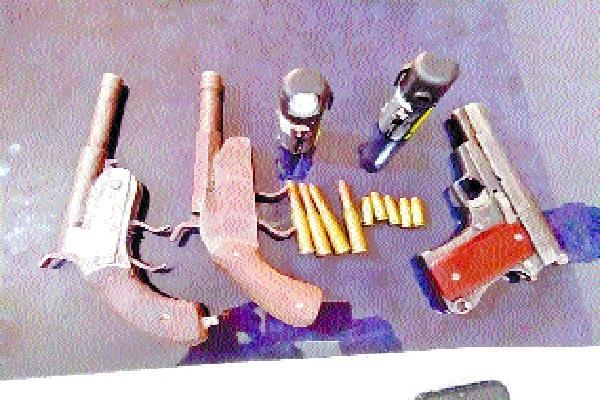 gun found in bus