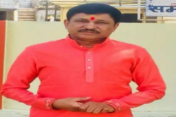 bjp legislator narayan tripathi i do not like to throw the ball government