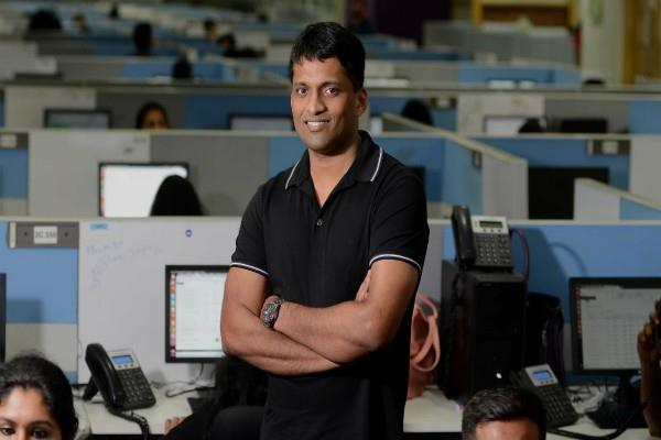 byju ravindran now becomes india new billionaire