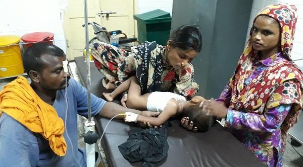child injure