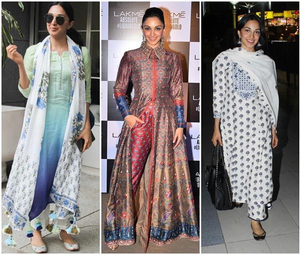Desi Style: कियारा अडवाणी की 10 एथनिक ड्रेसेज, कूल के साथ दिखेंगी कंफर्टेबल