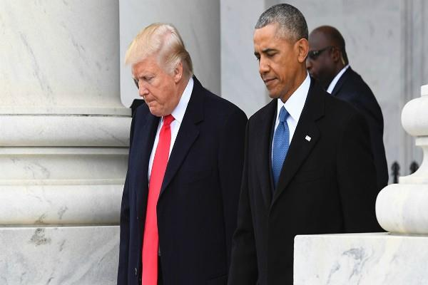 trump separates us from iran agreement to tease obama