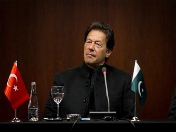 imran khan major embarresment beforetrump meeting