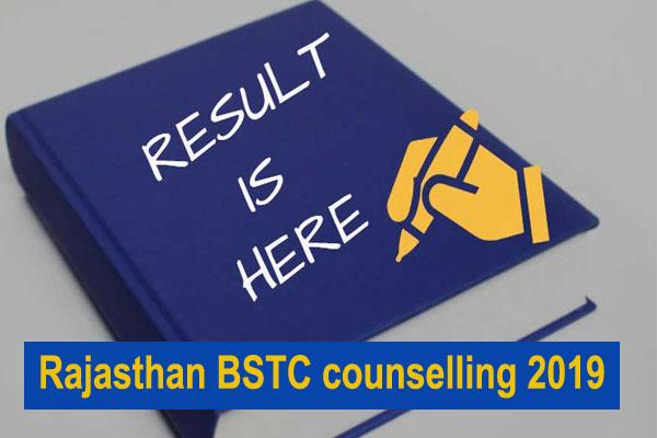 rajasthan bstc counselling 2019 results of the examination may be released soon