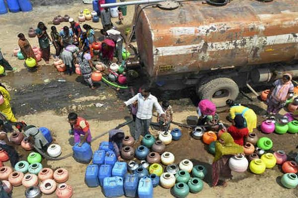 no more water crisis in delhi