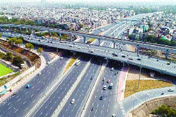 g t road gets new look