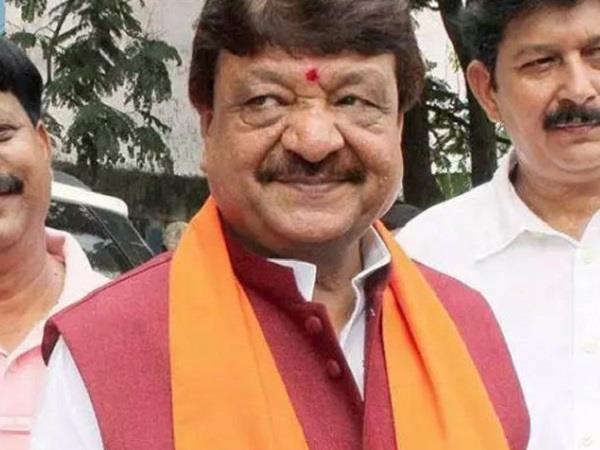 kailash vijyavargeeya on pm modi