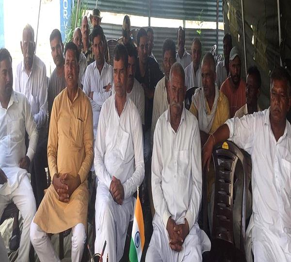order security force gives big relief to farmers