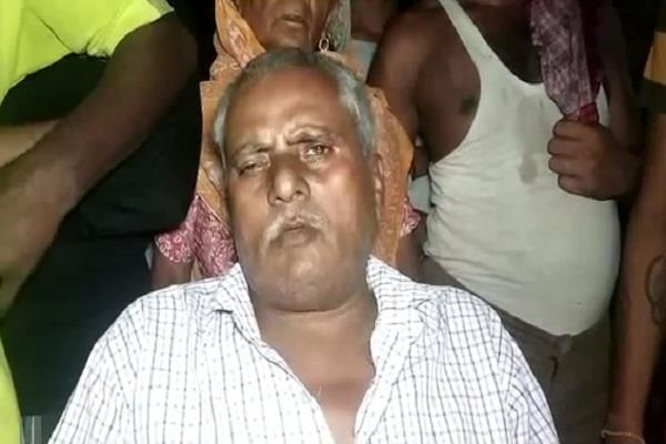 barber refuse to cut off dalit hair victims take ssp