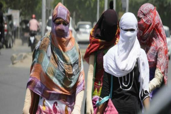 monsoon delayed in delhi 33 less rain in june