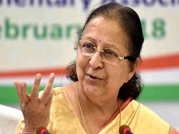 sumitra mahajan s response to indore ballakand