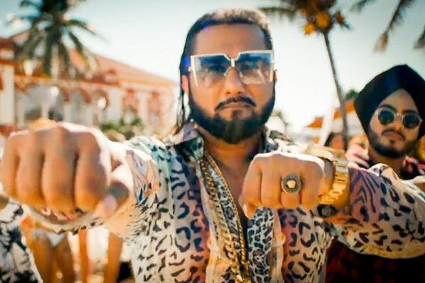 honey singh trapped in this case