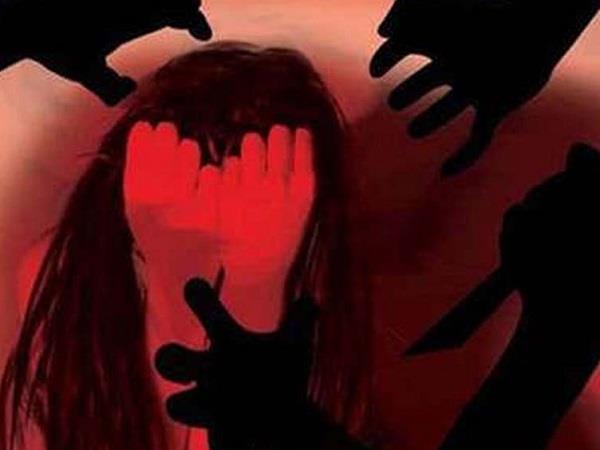 women rape in bhopal