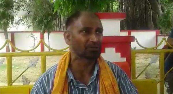 muslim attack on geeta reading in aligarh register fir