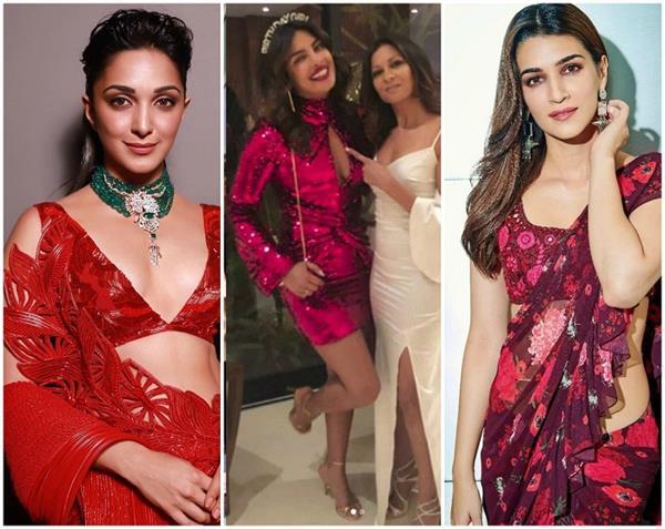 Fashion: बॉलीवुड में छाया 'मेहरुन रैड' का क्रेज, दीवाज की सेक्सी ड्रेसेज पर डालें एक झलक