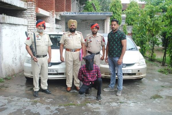 police arrest wine smuggler
