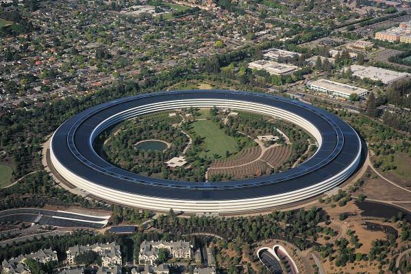 apple park costs more than 4 billion