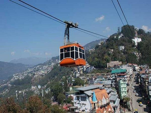 ropeway will join the tribal area and tourist places sanjay kundu