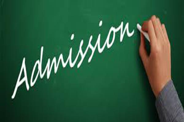 great relief to students of class 9 to 12 extension of admission date