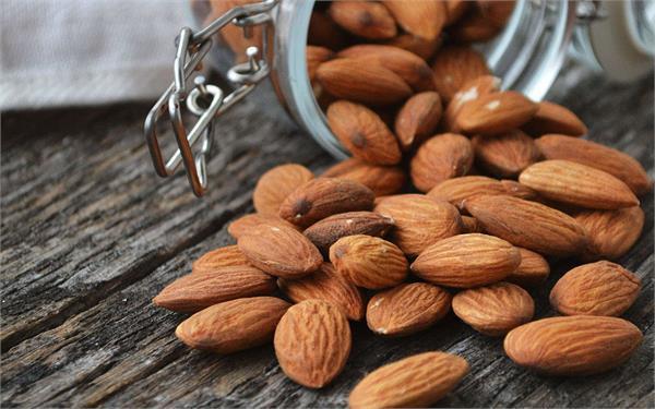 custom duty on almonds will not reduce