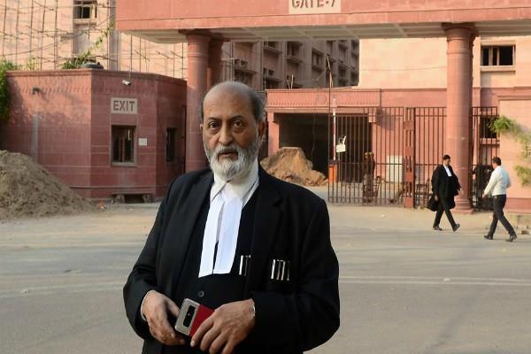 zafaryab jilani statement on triple talaq bill no matter